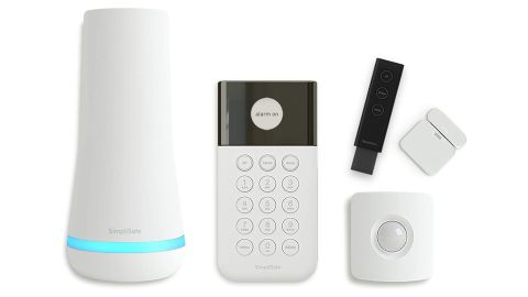 SimpliSafe 5-Piece Wireless Home Security System