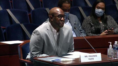 Philonise Floyd House Judiciary hearing