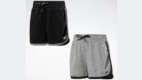 Two-Pack Poly Interlock Shorts