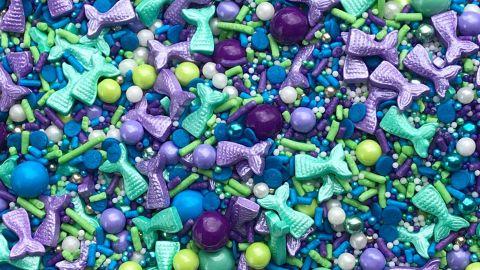 Man Vs. Cake Mermaid Sprinkles