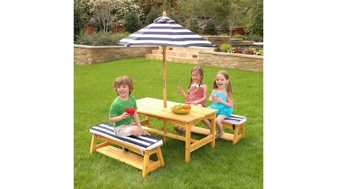 KidKraft Outdoor Table and Chair Set