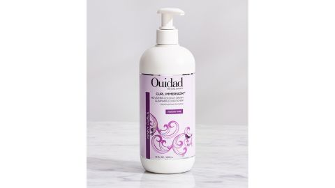 Curl Immersion Coconut Cleansing Cream Conditioner by Ouidad