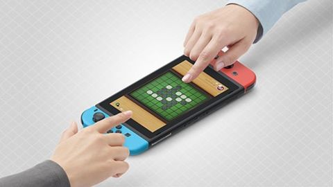Play with your friends on one device