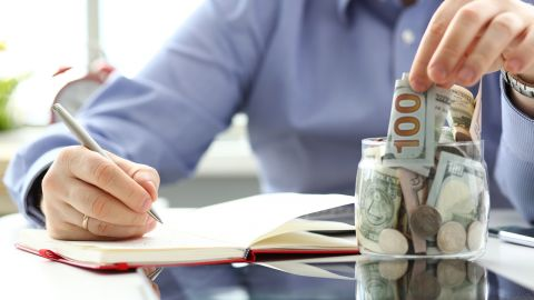 Interest on your 401(k) loan gets paid back into your own 401(k) account.