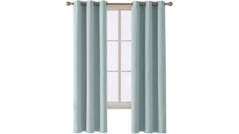 Deconovo Room Darkening Window Curtain