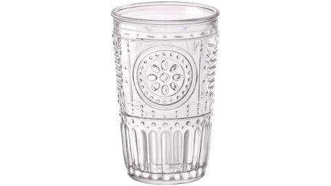 Bormioli Rocco Romantic Glass, Set of Four