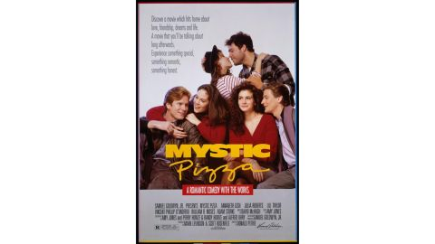 """Mystic Pizza"""