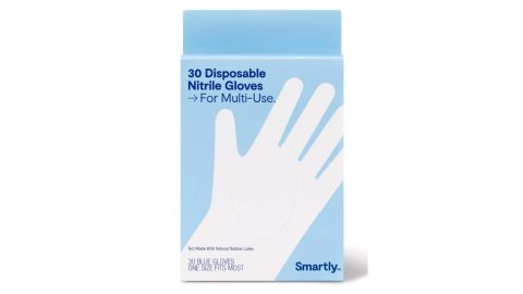 Disposable Multipurpose Nitrile Gloves - 30ct - Smartly