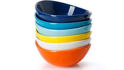 Sweese Porcelain Bowls, Set of 6