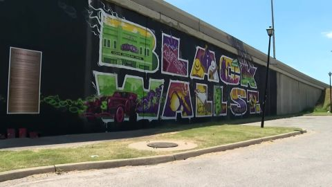 Black Wall Street Tulsa