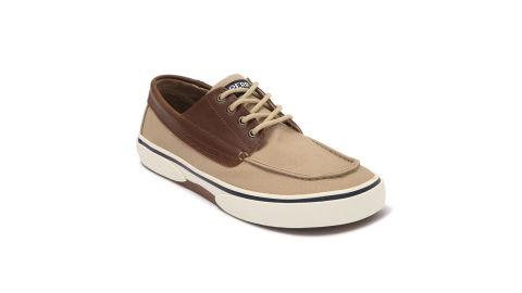 Sperry Leeward 2 Eye Leather Boat Shoe