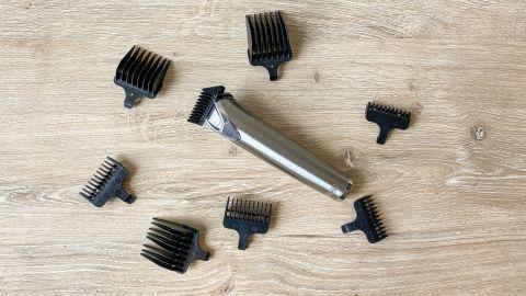Wahl Lithium Ion+ Stainless Steel Grooming Kit