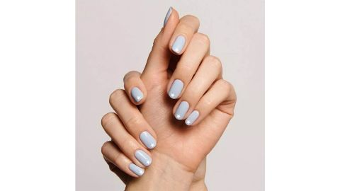Olive & June Nail Art Stickers — White Stars