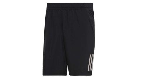 Adidas Men's Club 3-stripes 9-inch Shorts