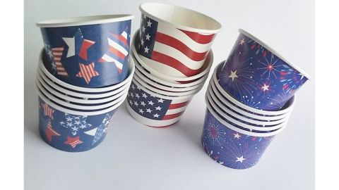 Hit the Spot Patriotic Party Cups