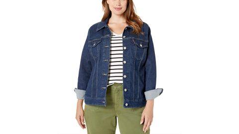 Levi's Women's Plus Size Denim Jacket