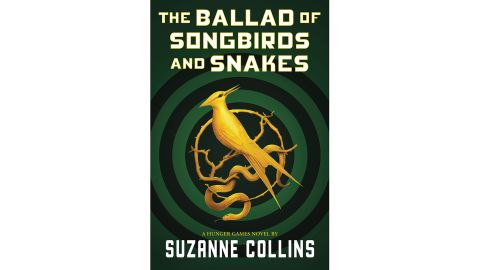'The Ballad of Songbirds and Snakes: A Hunger Games Novel' by Suzanne Collins