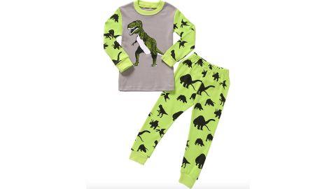 Boys' Dinosaur Pajamas