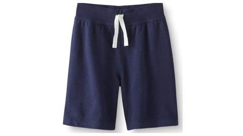 Hanna Andersson Kids Bright Basics Sweat Shorts