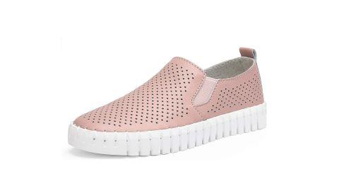 Dream Pairs Girls Slip-on Sneakers