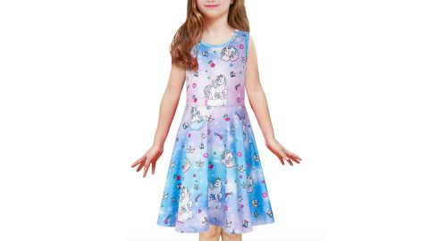 Sylfairy Unicorn Summer Dress