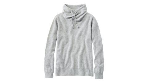 L.L.Bean Women's Classic Cashmere Sweater