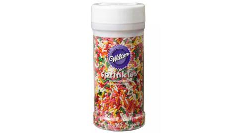 Wilton Rainbow Jimmies Sprinkles - 6.25 oz