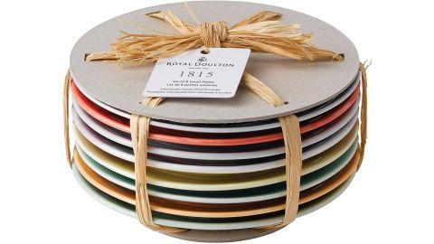 Royal Doulton Set 8 Tapas Plates