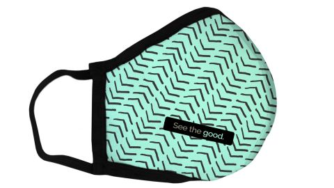 Snaptotes Washable Reusable Adult Face Mask