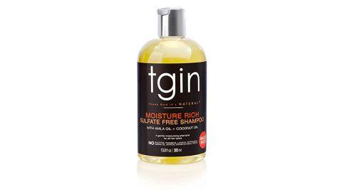 TGIN Moisture Rich Sulfate-Free Shampoo