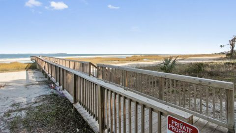 Beach Condo on Hilton Head Island, South Carolina