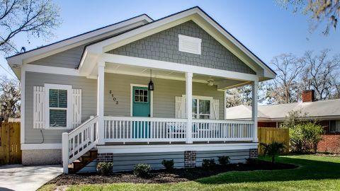 Cottage Near Savannah and Tybee Island, Georgia