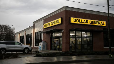 3119 E Third Street Dollar General in Dayton, OH on March 12, 2020.