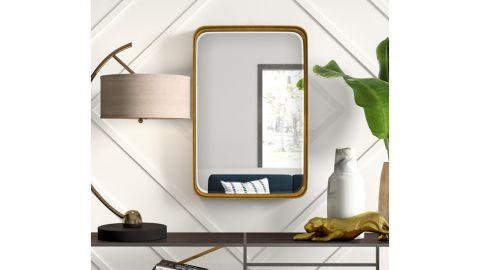 Mercury Row Lugo Modern & Contemporary Beveled Accent Mirror
