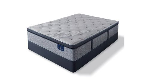 """Serta Perfect Sleeper 14.75"""" Standale II Pillow Top Firm Hybrid Mattress and Box Spring"""