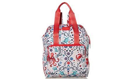 Vera Bradley Women's Recycled Lighten Up ReActive Backpack Cooler