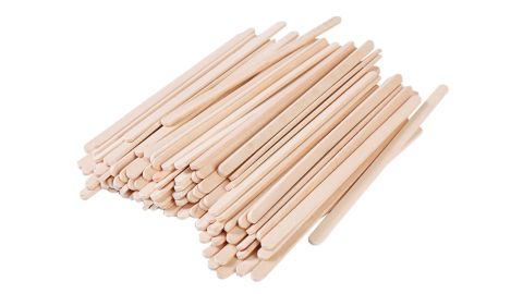 Perfect Stix Premium Wooden Corn Dog Stick