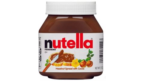 Nutella Hazelnut Spread w/ Cocoa - 7.7 oz