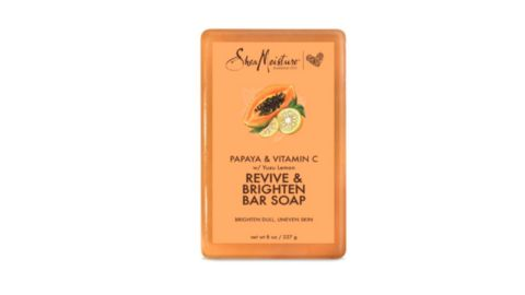 Shea Moisture Papaya & Vitamin C Revive & Brighten Bar Soap