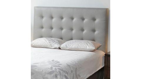 Studio Top Grain Upholstered Panel Headboard