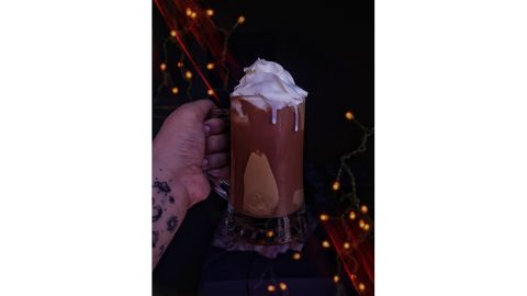 Ice Cream Coffee by One Shot Latte