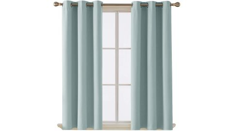 Deconovo Thermal Insulated Blackout Curtain Panel
