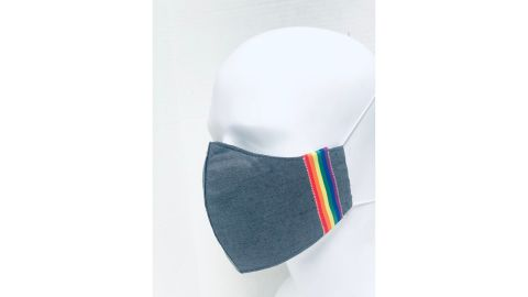 Higgins Creek Rainbow Face Masks