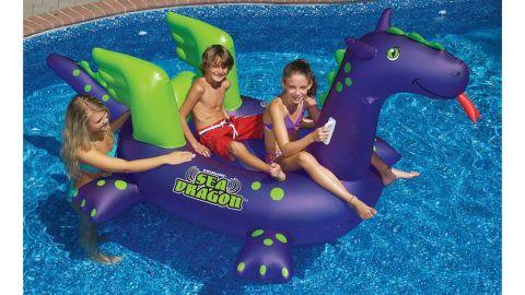 Sea Dragon Float