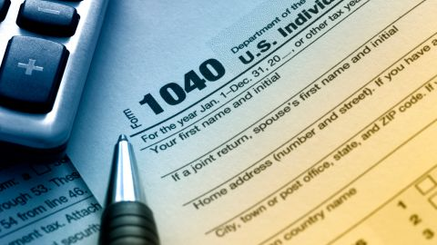 Make sure you have a plan if you intend to pay your taxes with a credit card.