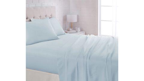 AmazonBasics Lightweight Super-Soft Microfiber Bedsheet Set