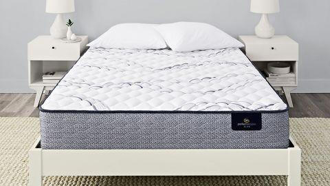 """Perfect Sleeper Trelleburg II 12.5"""" Extra Firm Mattress"""