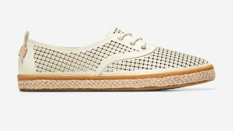 Cloudfeel Lace Up Espadrille