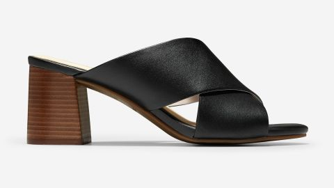 Dakota Criss Cross Mule Sandal