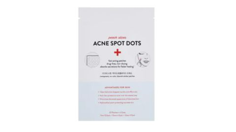 Peach Slices Acne Patches